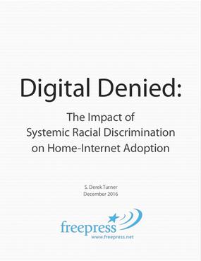 Digital Denied: Systemic Racial Discrimination on Home-Internet Adoption