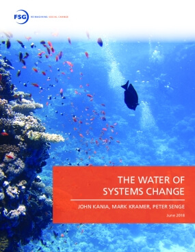 The Water of Systems Change