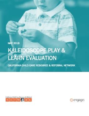 Kaleidoscope Play & Learn Evaluation